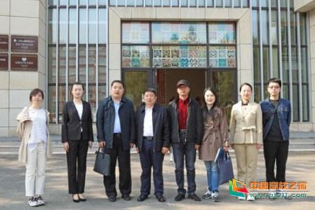 吉林省级爱国主义教育基地考核组到通化师范学院实地调研